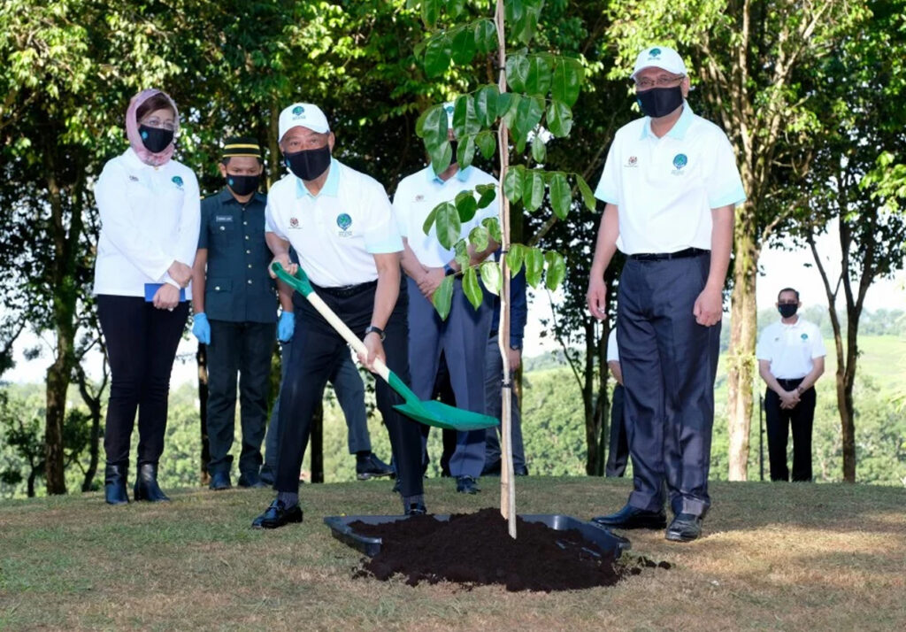 PM-Tree-Planting Campaign