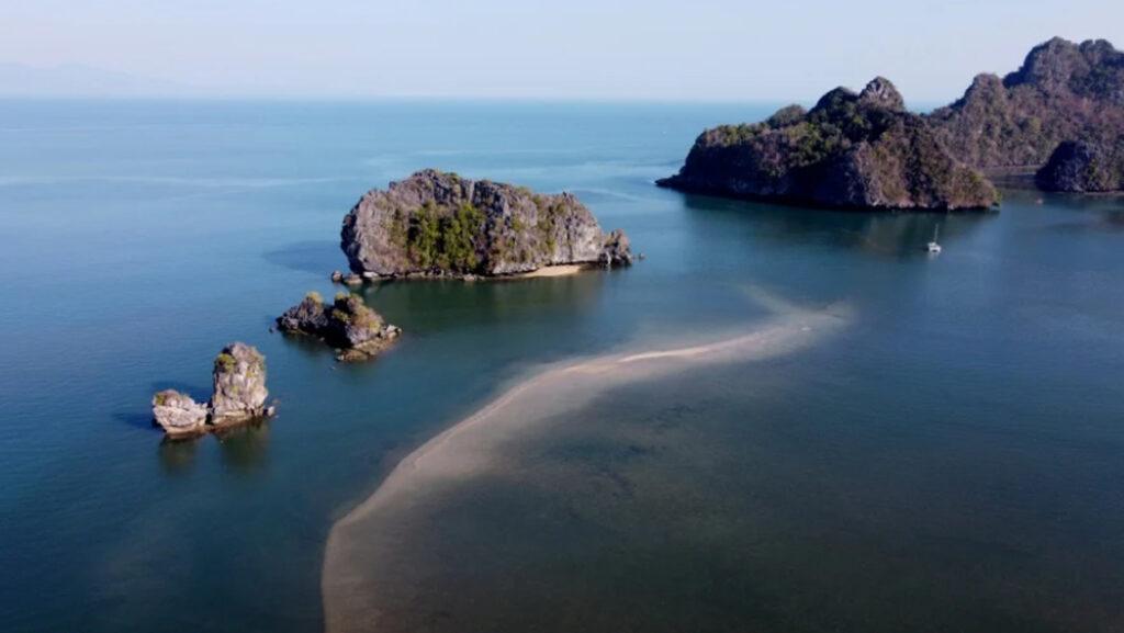 Tanjung Rhu Sand dunes