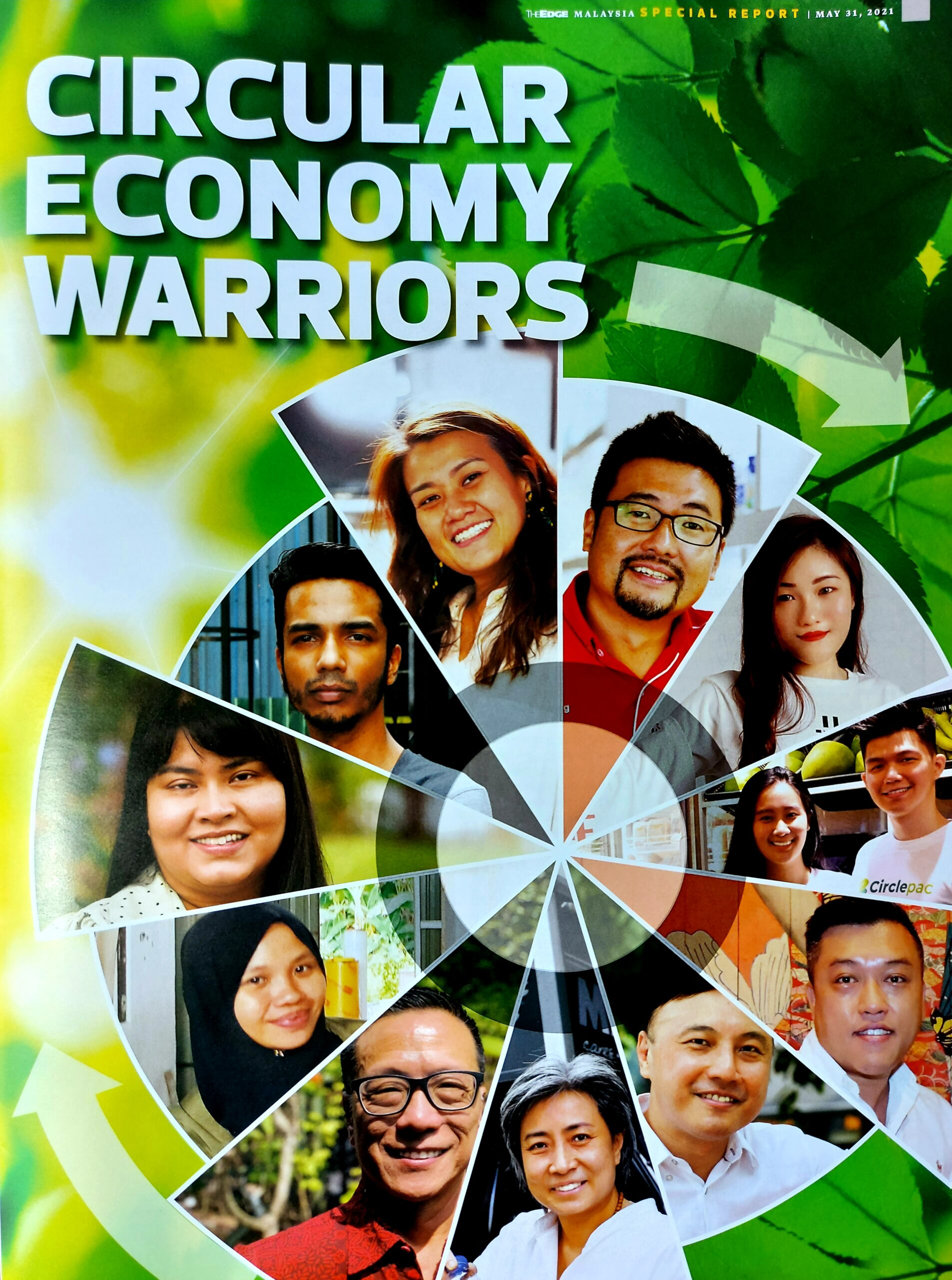 The EDGE Malaysia CE Warriors